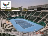 The 26th Summer Universiade competition venues decoration