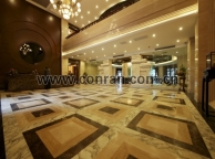 Tian Long 3000 Sea real estate projects clubhouse decoration